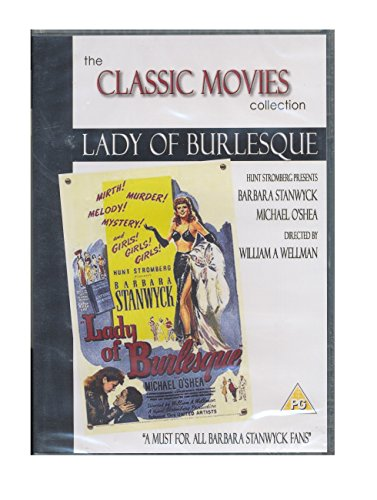 Lady Of Burlesque - Very Good Condition