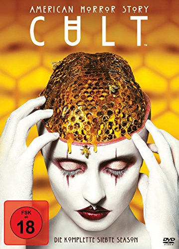 Staffel 7: Cult (4 DVDs)