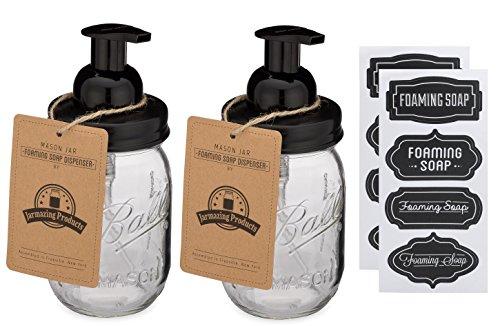 La Mejor Selección de Dispensador de jabón para comprar hoy. 11