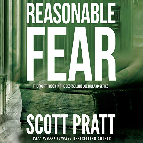 Reasonable Fear audiobook cover art