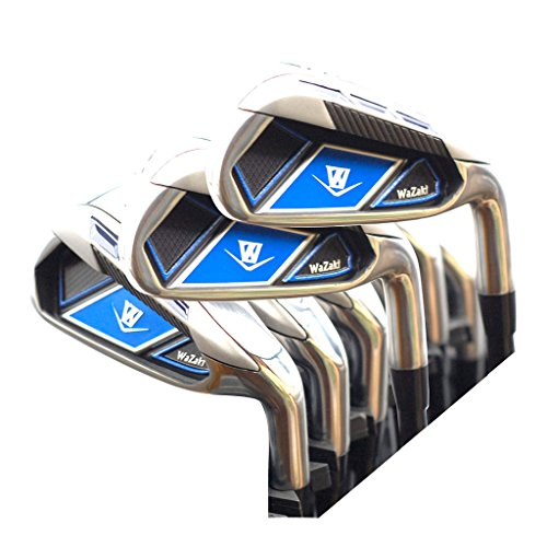 Find Bargain Japan Wazaki WL-I 4-SW Stain Steel Graphite Shaft Irons Golf Club Set(pack of 8)