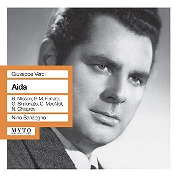 Verdi: Aïda (Recorded Live 1960)