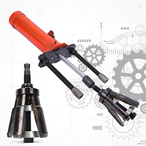 15T Universal Hydraulic Cylinder Liner Puller for Both Dry-Type and Wet-Type, Portable Hydraulic Cylinder Liner Puller for The Disassembly of Internal Combustion Engine and Cylinder Liner (15T)
