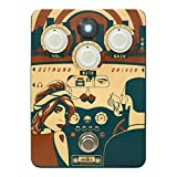 Orange Getaway Driver '70s Amp-In-A-Box Overdrive Guitar Effects Pedal