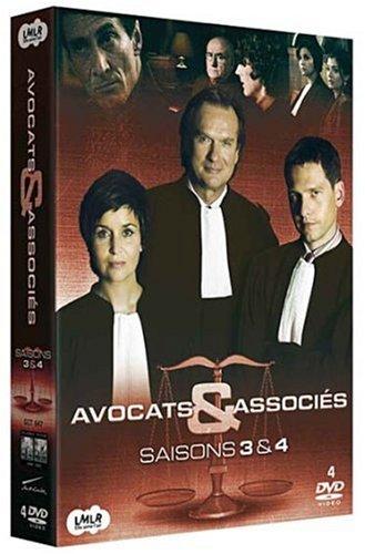 Avocats & Associés-Saisons 3 & 4 : 4 DVD