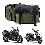 YMXDXTY Motocicleta Doble Motocicleta Impermeable Moto Casco Bolsas de Viaje Maleta Saddlebags and ImpermeCoat Bag Bag Backpack Embalaje Derecha Bolsa