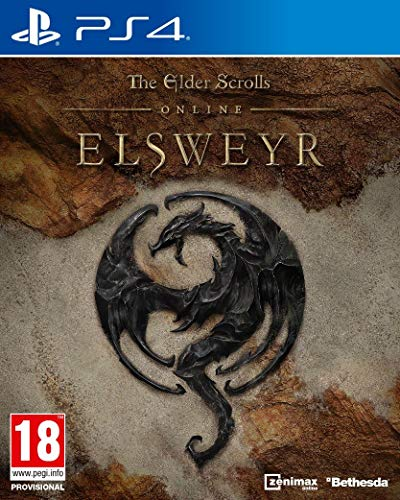 The Elder Scrolls Online: Elsweyr - PS4