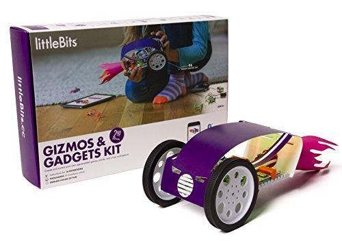 littleBits Gizmos & Gadgets Elektronik-Bausatz, 2. Ausgabe