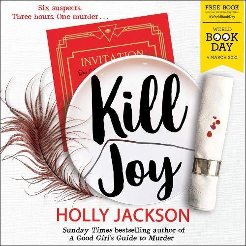Couverture de Kill Joy – World Book Day 2021