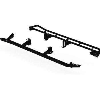 "MBRP 183101 Modular Rock Rail Kit (2016-UP Toyota Tacoma with 140.6"" Wheel Base)"