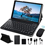 Facetel Q3 Pro 10 inch Tablet, Octa-Core Processor, Android 9.0 Pie, 3 GB RAM 32 GB Storage 128GB Extended Memory,10'' IPS HD Display,GMS Google Certification,5G Wi-Fi,Bluetooth,GPS,Metal Grey