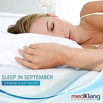 Sleep in September