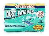 Gamex Recambio Mopa Gamuza, Blanco, 22,5x29cm