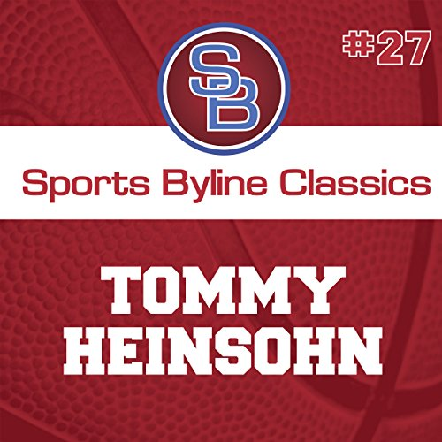 Sports Byline: Tommy Heinsohn copertina