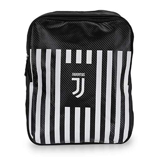 Juventus Turin rugzak gestreept