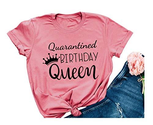 Quarantine Birthday Queen Shirt - 3 Colors