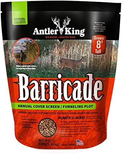 Antler King Barricade Cover Screen Food Plot product image