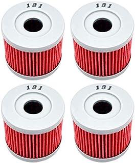 For Suzuki An400 Burgman 400 2007-2013 Cs125 Roadie 1983-1987 Df15 1997-2006 Df9.9 1997-2006 Dr100 19983-1989 (4 Pcs)
