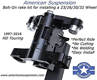 American Suspension B26/14 BOLT ON NECK AND TREES, TO FIT 26