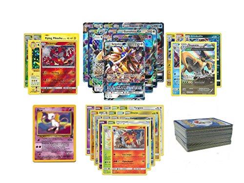 Pokémon Lot de 30cartesavec carte niveau X ou Ex + Carte Mew + 8cartes rares ou Holos !