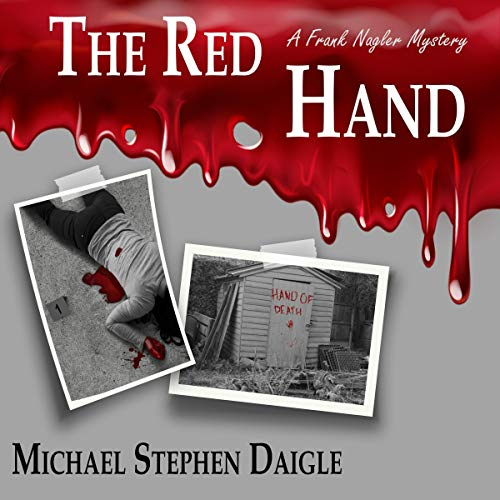The Red Hand: A Frank Nagler Mystery  By  cover art