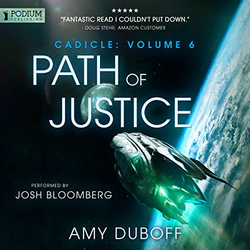 Path of Justice audiobook cover art