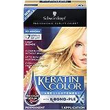 Schwarzkopf Keratin Color Care Lighteners Permanent Hair Color Cream,...