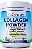 Best Collagen Powders - BioOptimal Collagen Peptides - Collagen Powder, Grass Fed Review