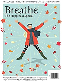 breathe magazine happiness special