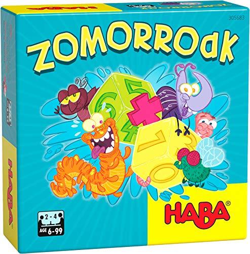 HABA 305683 - Zomorroak, Memoria ETA kalkulu jokoa, 6 urtetik gorakoentzat