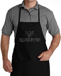 I love my Aquarium Fish Thinner Font Apron