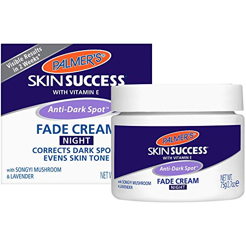 palmers anti aging creams Palmer's Skin Success Anti-Dark Spot Nighttime Fade Cream, 2.7 Ounce