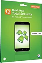 Quick Heal Total Security Latest Version for Android - 1 Device, 1 Year (Email Delivery in 2 Hours - No CD)