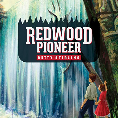 Redwood Pioneer audiobook cover art