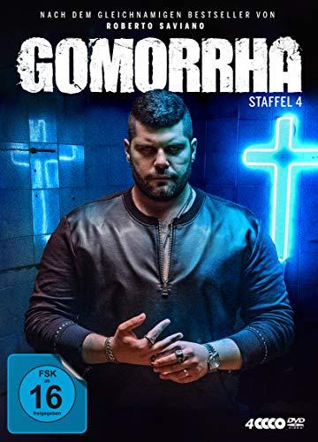 Gomorrha - Staffel 4 [4 DVDs]