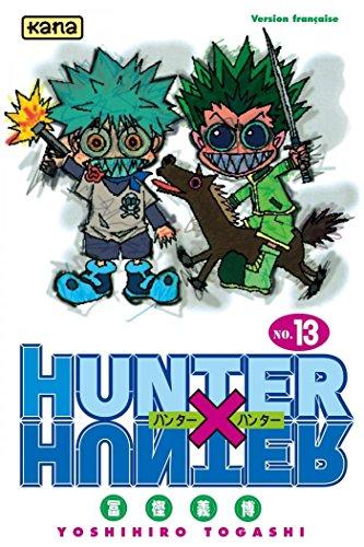 Hunter X Hunter - Tome 13 (Shonen)