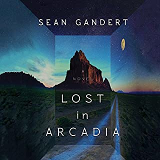Lost in Arcadia cover art