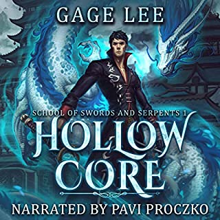 Hollow Core cover art