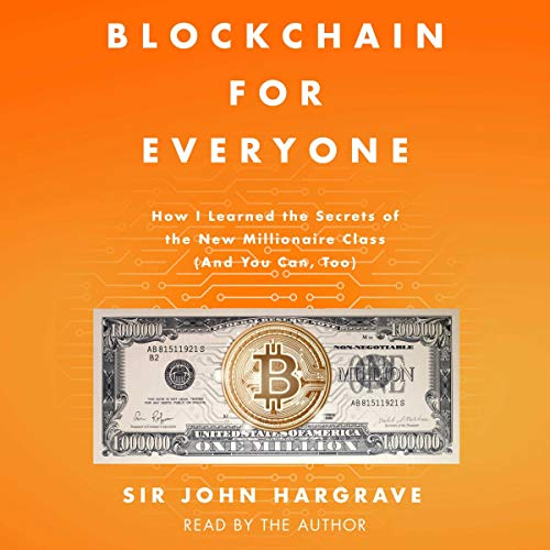 Blockchain for Everyone audiobook cover art