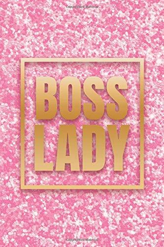 Boss Lady: Light Pink Glitters Boss Lady Books and Accessories; Boss Lady...