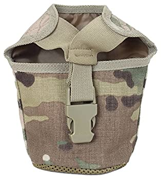 Rothco Molle 1Qt Canteen Cover Multicam