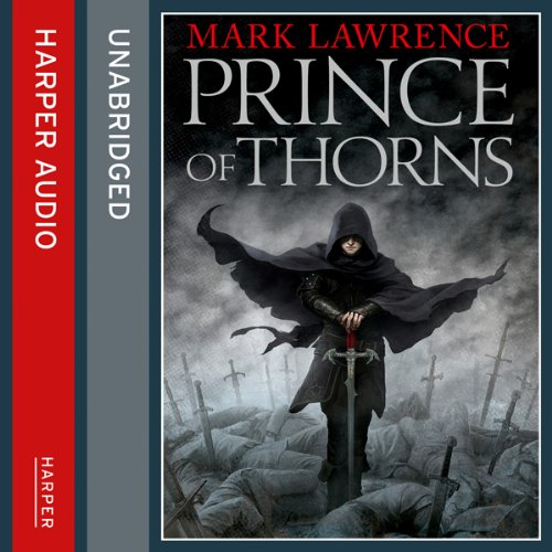Couverture de Prince of Thorns: Broken Empire 1