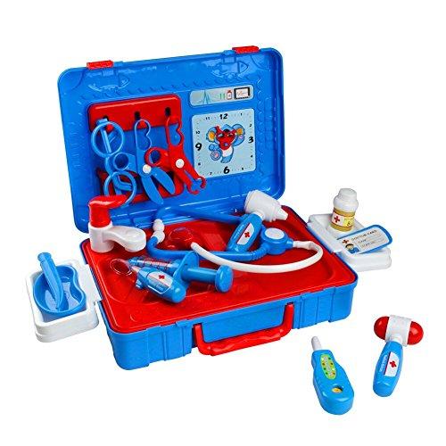 Médicaux Jouets Enfants,Le Kit du Docteur Jouet...