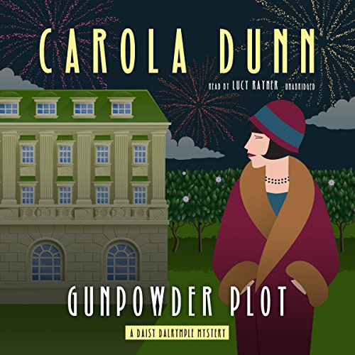 Gunpowder Plot Audiobook By Carola Dunn cover art