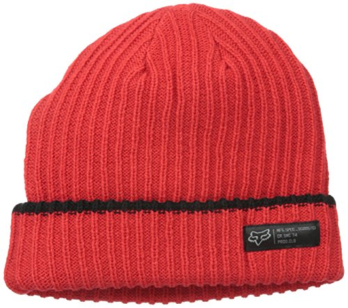 Fox - - Astucieux Hat pour Hommes, O/S, Flame Red