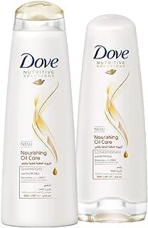 Dove Shampoo 400 ml + Conditioner 350 ml