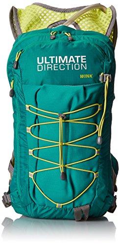 Ultimate Direction Wink - Portabotellin, Color Verde