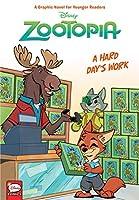 Disney Zootopia: Hard Day's Work (Younger Readers Graphic Novel) (Disney: Zootopia)
