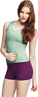 Capezio Women's Team Basics Cutout Back Tank