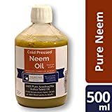 OURONS Aceite de Neem Puro - Aceite de semilla de Nim Premium prensado al frío de 500 ml